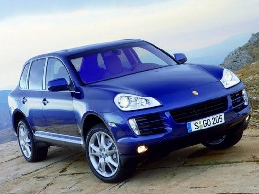 Porsche WIS Cayenne (9PA) (S, Titanium, Turbo & Turbo S)(2006)