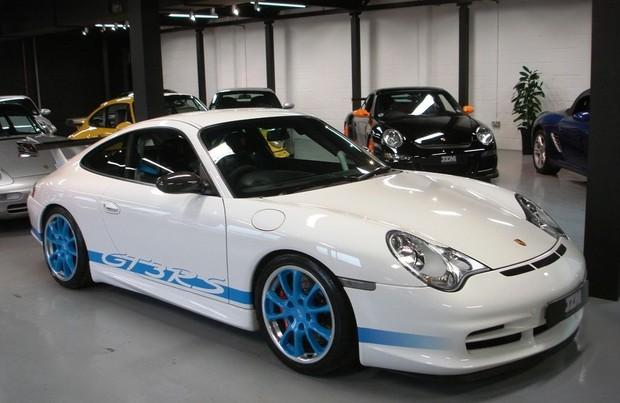 Porsche WIS (2004-2005) Part 2