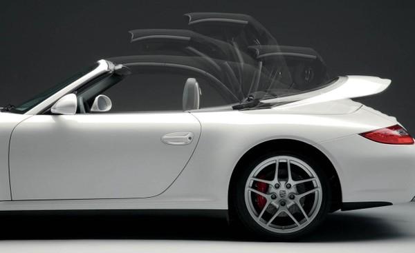 Porsche WIS for 911 Carrera 4 (997) (Cabriolet, 4S, 4S Cabriolet, Targa 4 & Targa 4S) (2009-2010)