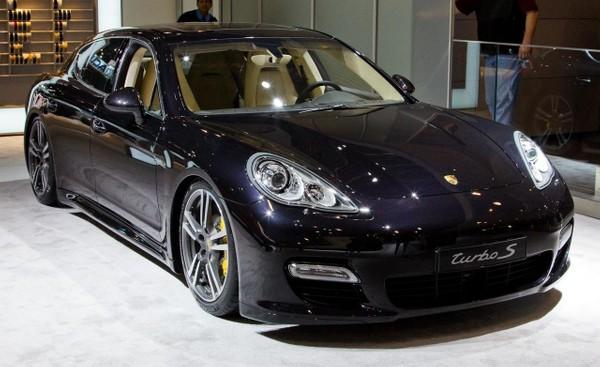 Porsche WIS Panamera (970) (4, 4S, GTS, S, Turbo & Turbo S) 2012-2013
