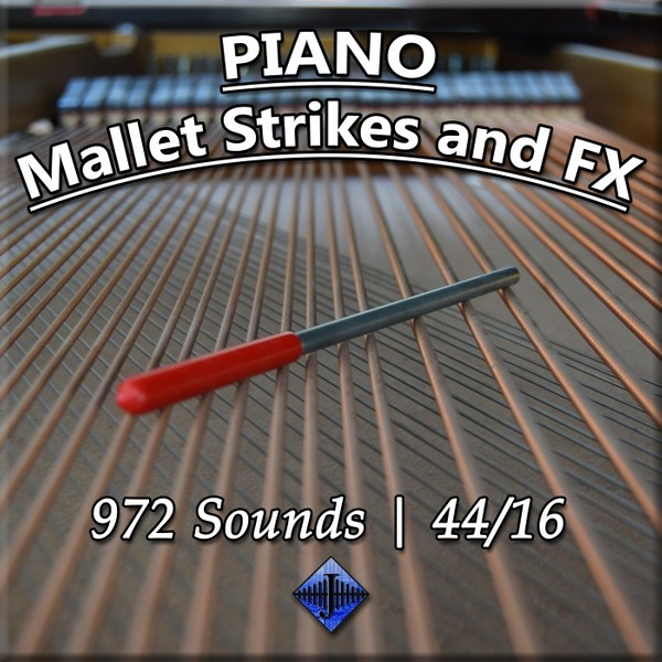 Piano, Mallet Strikes and FX (44)