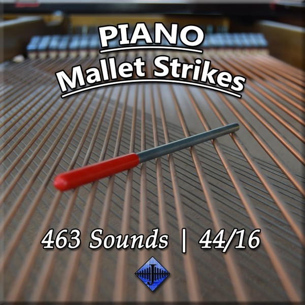 Piano, Mallet Strikes (44)