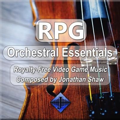 RPG Orchestral Essentials - Bundle (MP3)
