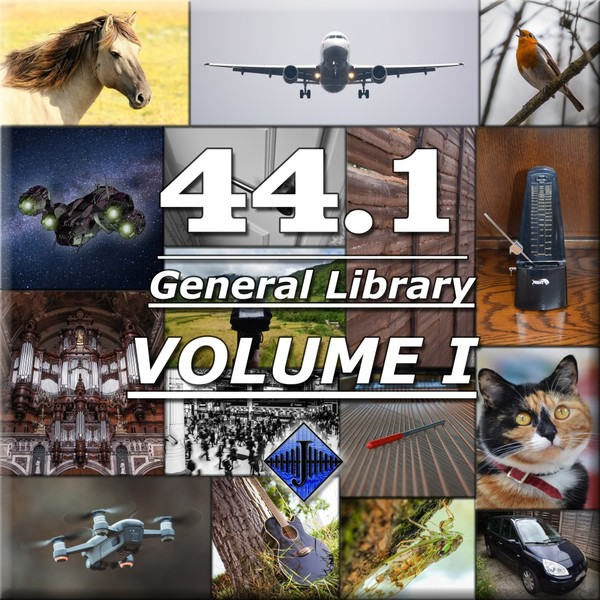 44.1 General Library (Volume I)