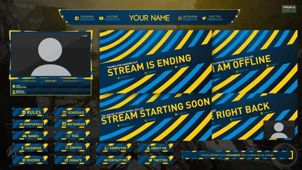 Optical Stream Package