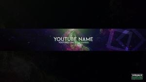 YouTube Channel Art - Sky