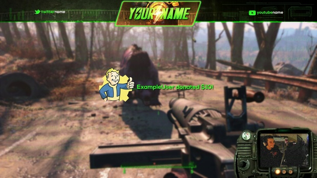 Fallout 4 Overlay Package