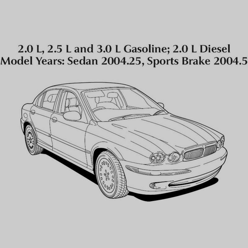 2002 Jaguar X Type Fuel Pump Fuse Location