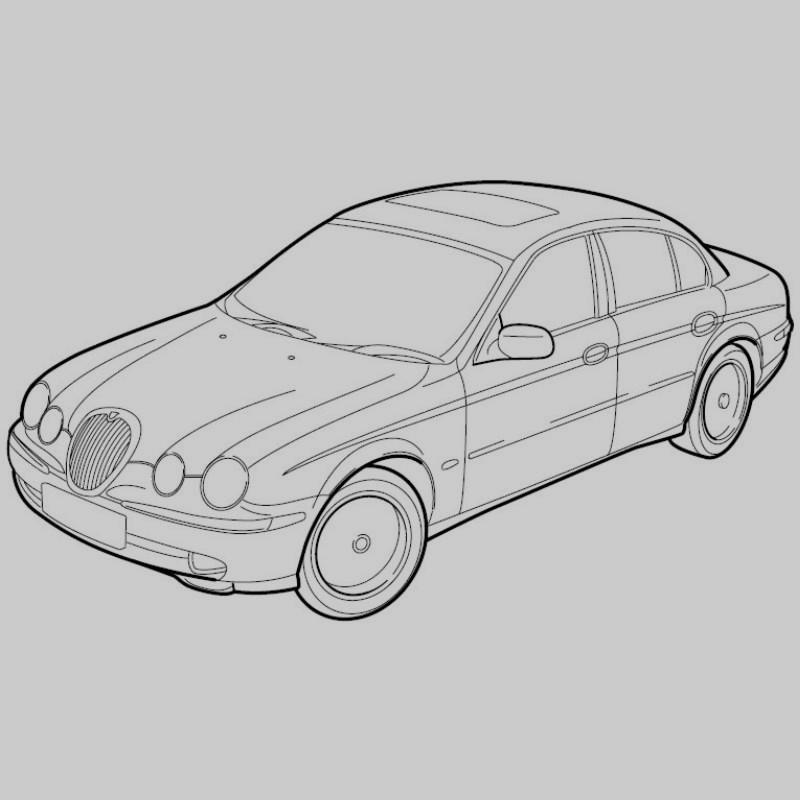 S Type Jaguar Wiring Diagrams | Wiring Diagram Jaguar X Type Wiring Diagram Pdf on