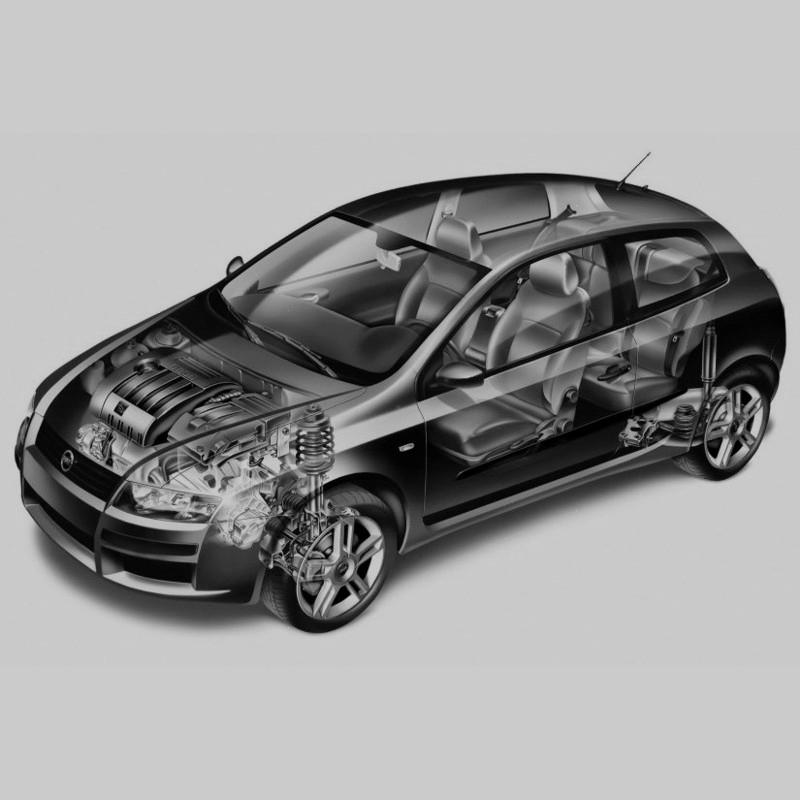 Acura Integra  Db7-db8-dc2-dc4