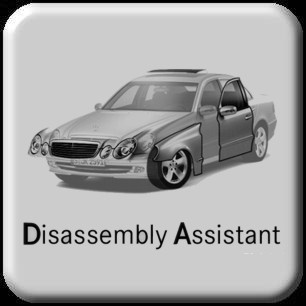MERCEDES BENZ - DISASSEMBLY ASSISTANT