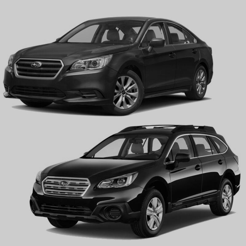 Subaru Legacy  U0026 Outback  2018  - Service Manual