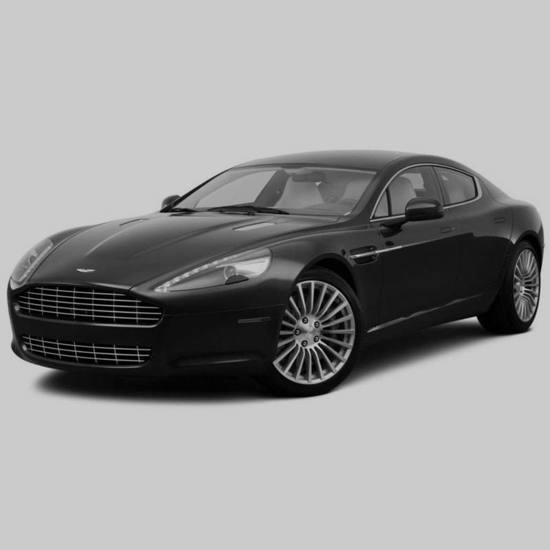 Aston Martin Rapide - Electrical Wiring Diagram