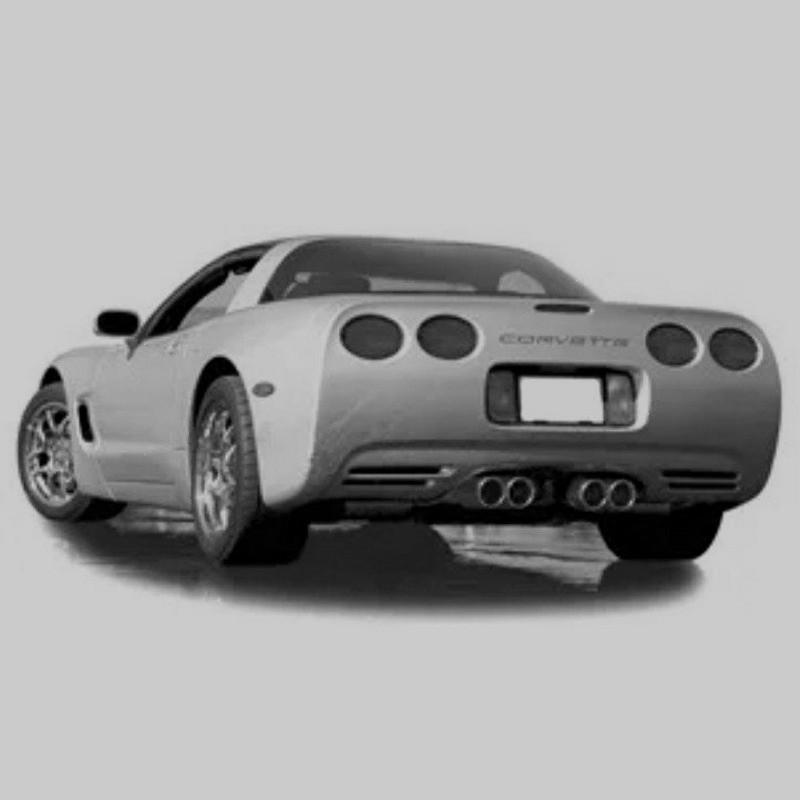 Chevy Corvette Wiring Diagram