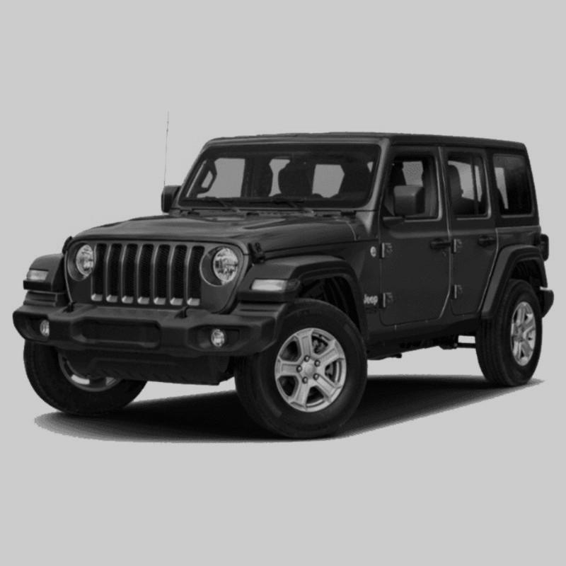 Jeep Wrangler Jl  2018  - Electrical Wiring Diagram
