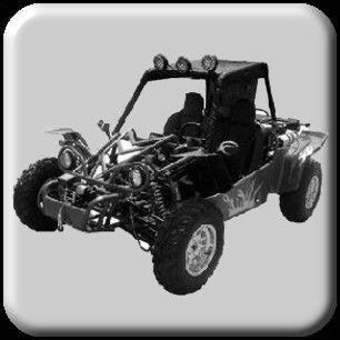BUGGY KINROAD XT800GK - OWNER'S & PARTS MANUAL