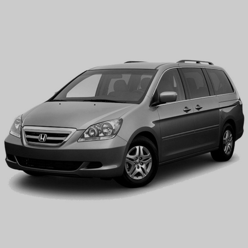 Honda Odyssey - Service Manual    Repair Manual - Wirin