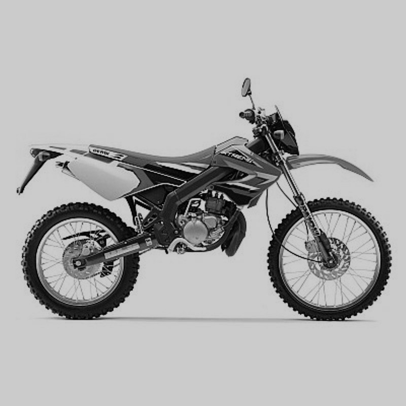 Derbi 50 6 Speed Senda R X-treme   R