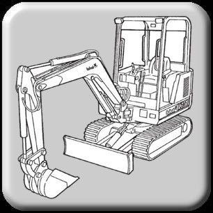 bobcat excavator (320 325 331 series) - service and owners manual