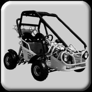 BUGGY KINROAD XT110GK - OWNERS & PARTS MANUAL