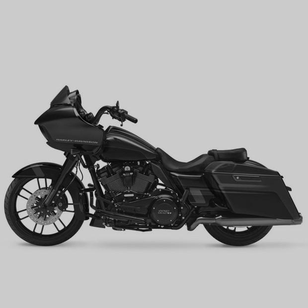 Harley Davidson Touring (2018) - Service Manual / Repair Manual - Wiring on