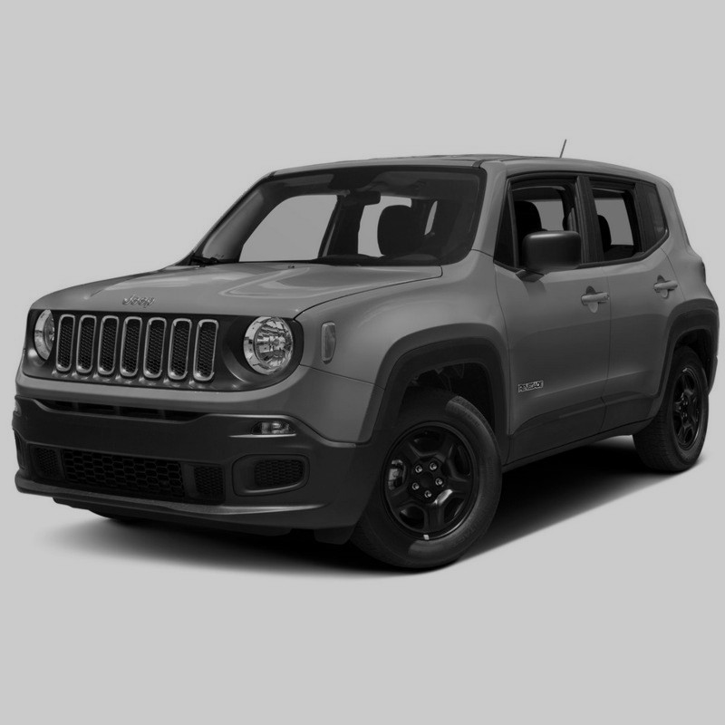 Jeep Renegade Bu - Service Manual    Repair Manual
