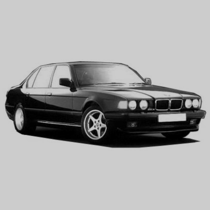# OFFICIAL WORKSHOP MANUAL service repair FOR BMW 7 Series e32 1986-1994