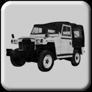 land rover santana modelo 88 - manual de despiece