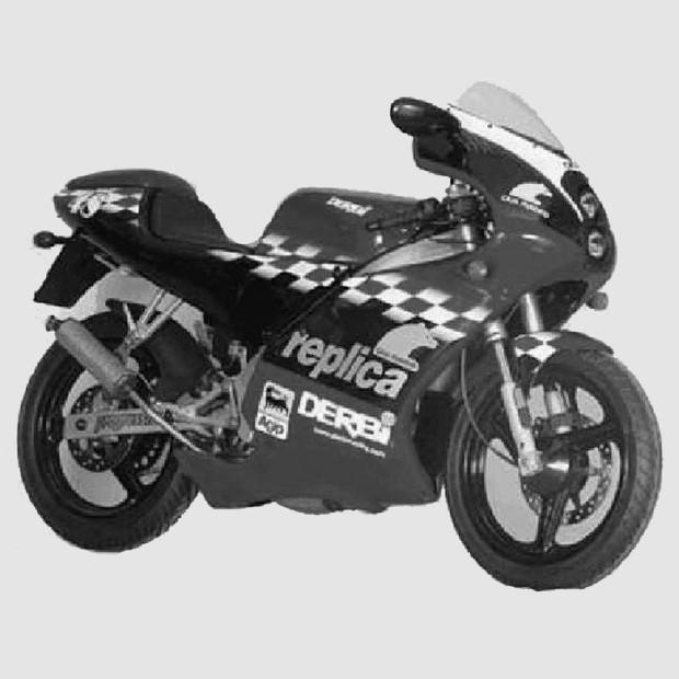 Derbi 50 6 Sd GPR Racing - Service Manual / Repair Manual - Wiring on