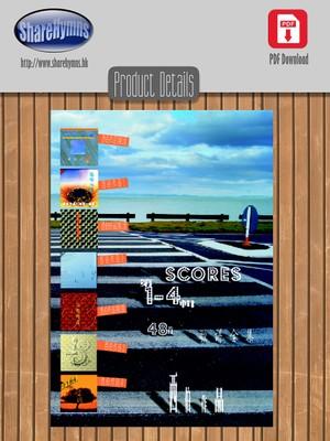 西伯作品1-4歌譜全集PDF版