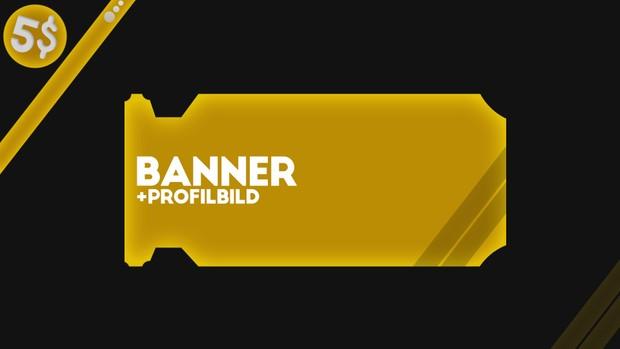 Banner und Profilbild
