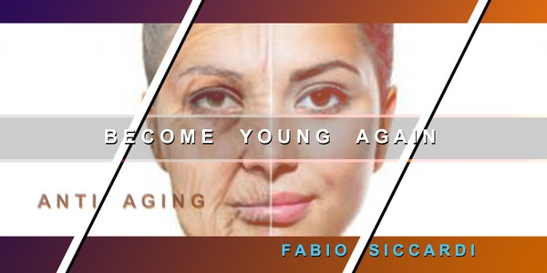 Become Young Again - Anti Aging and Natural Collagen Booster.
