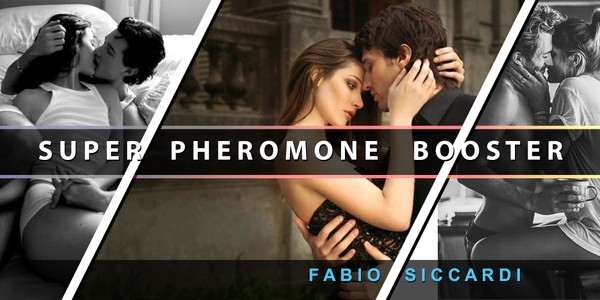 SUPER PHEROMONE BOOSTER 2.0 | For Men