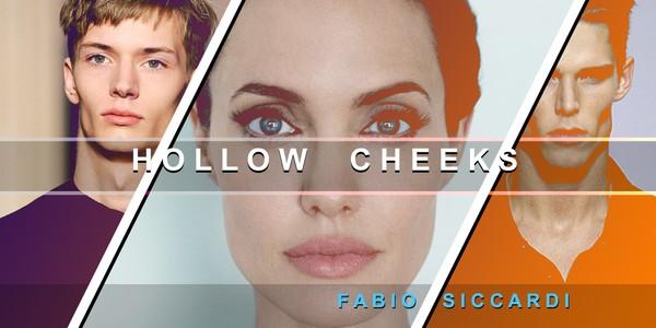 Get Hollow Cheeks Naturally