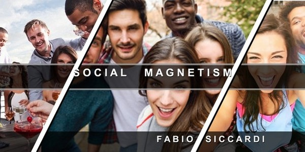 SUPER SOCIAL MAGNETISM |  Become more famous! (For Women)