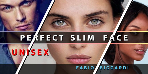 ATTRACTIVE SLIMMER FACE  |  Face and Neck (UNISEX)