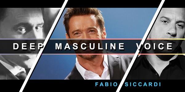 DEEP MASCULINE VOICE 2.0  | Sound more Masculine