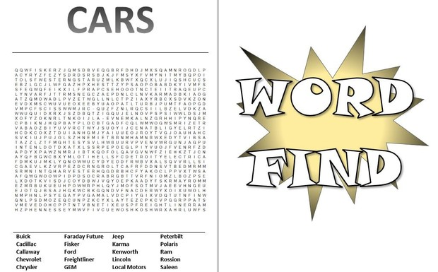 Popular Word Searches