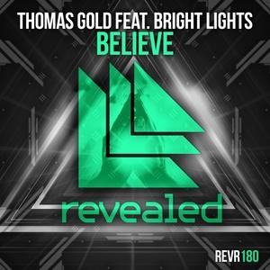 Thomas Gold - Believe (Wibergh x Sh4DoW remix) Template flp