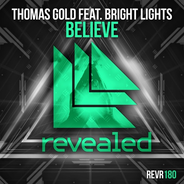 Thomas Gold - Believe (Wibergh x Sh4DoW remix) Template flp