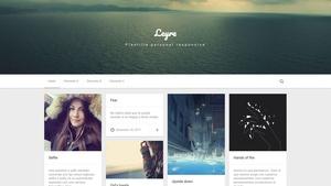 Leyre.xml v2.3.88 - Plantilla para blog personal, Blogger