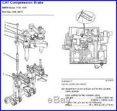 caterpillar engine repair manual pdf