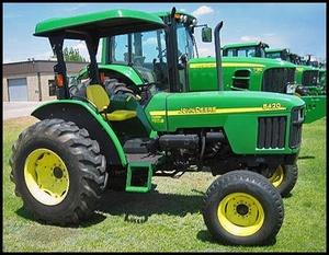 John Deere 5220 5320 5420 5520 Tractor Repair TM2048 Technical Manual PDF