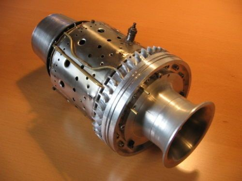Build your own Gas Turbine Engine