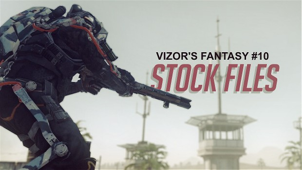 Vizor's Fantasy #10 - Stock Files