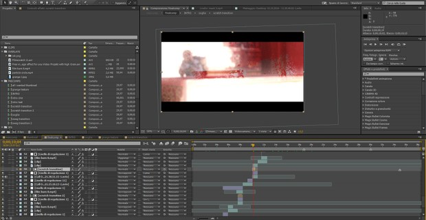 All I Wanted (Project File + Clips and Overlays)
