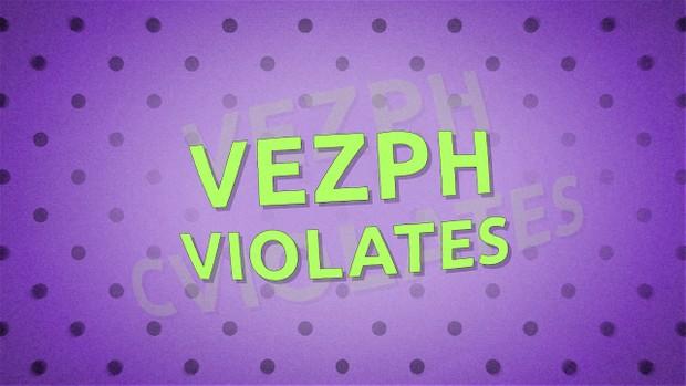 Vezph Violates Project File