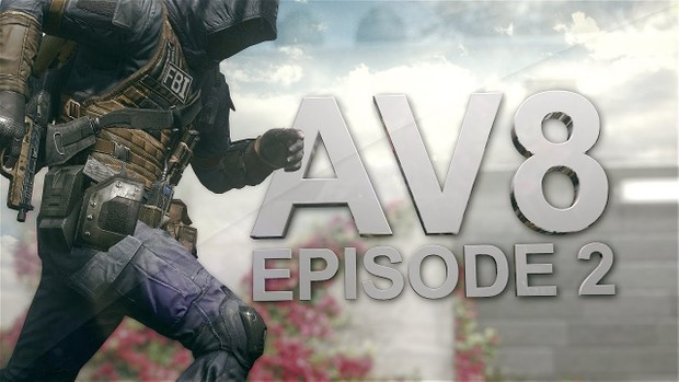 AV8 Episode 2 - AE Project File