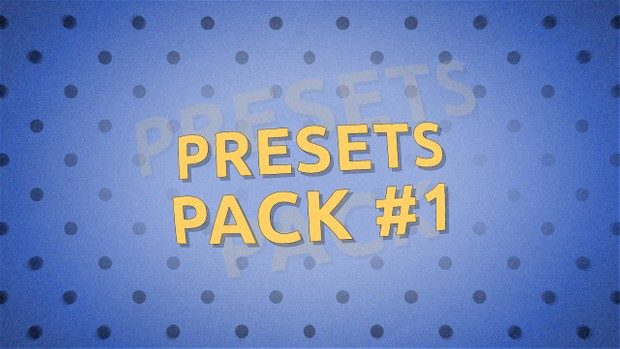 Presets Pack