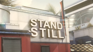 Stand Still Project File (with clips and cines)